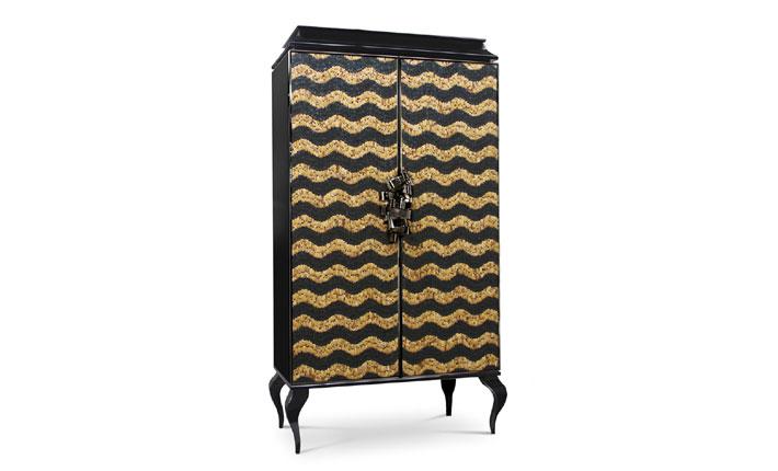 divine-II-armoire koket feather wallpaper