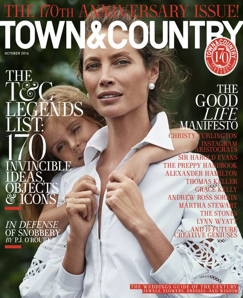 town and country magazine
