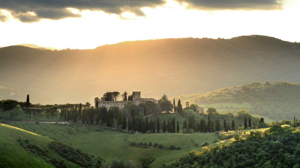 2021 hotel openings Hotel Castello di Reschio