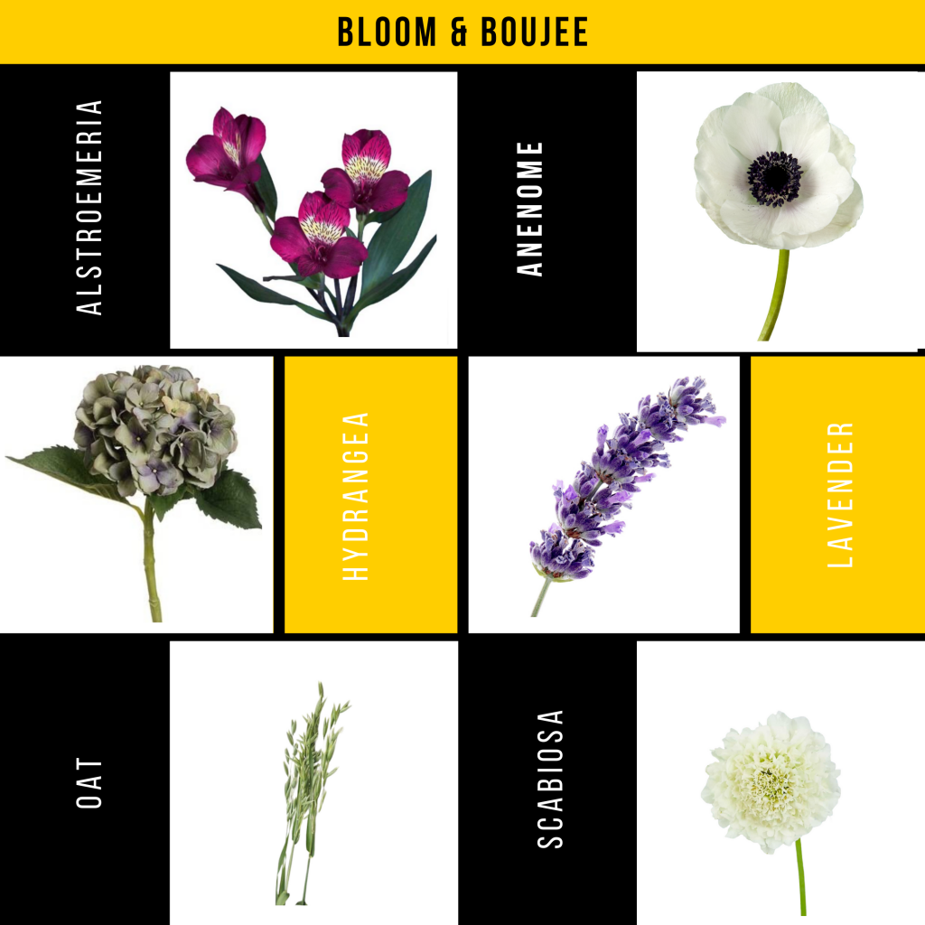 best online flower delivery services postal petals midi box