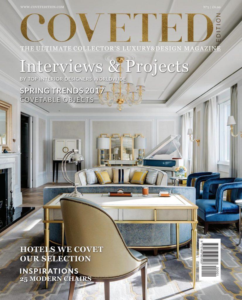 coveted magazine