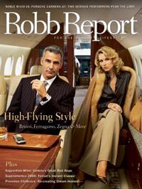 robb report top luxury lifestyle magazines