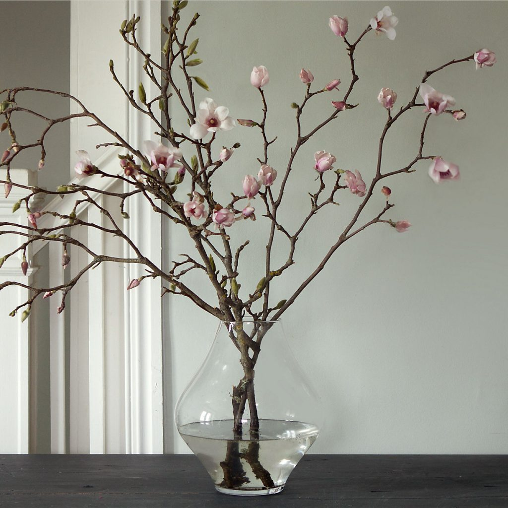 tulip magnolia branches flower delivery service