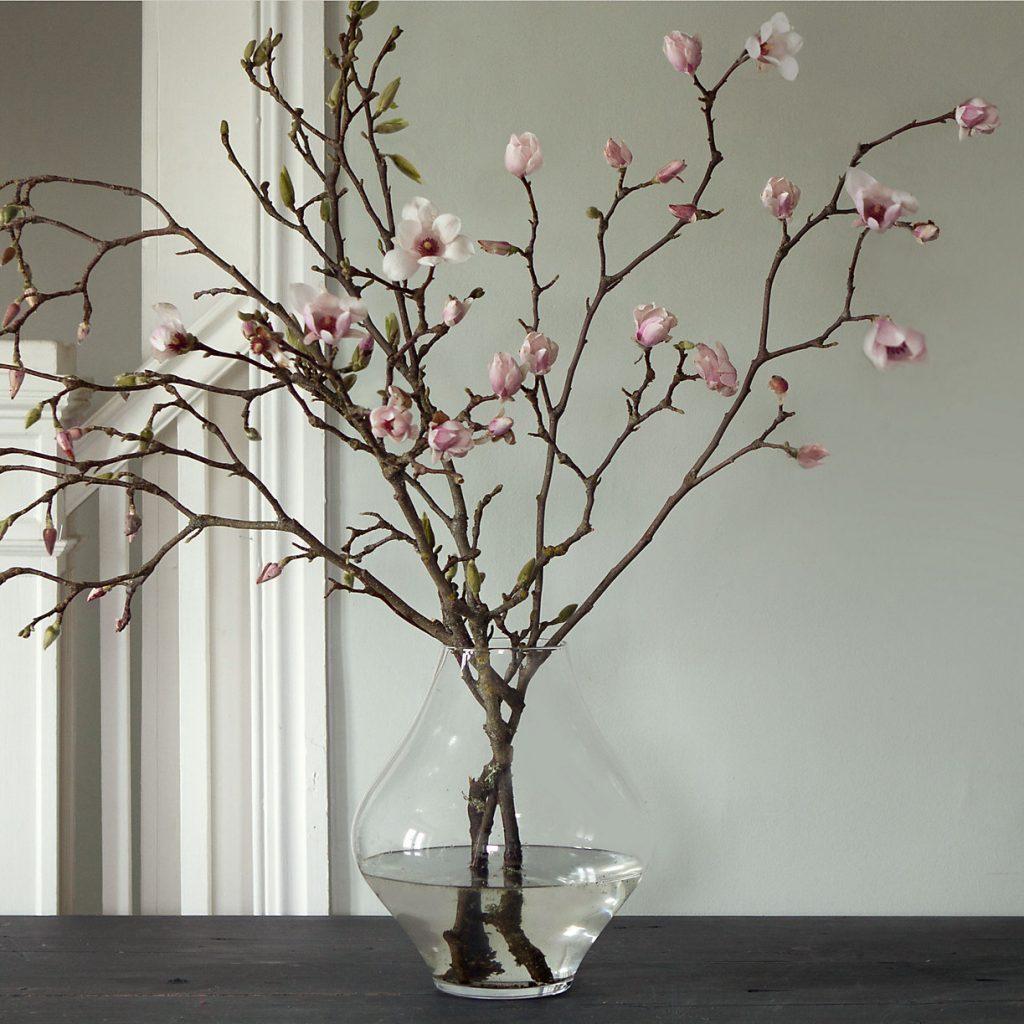 tulip magnolia branches flower delivery service