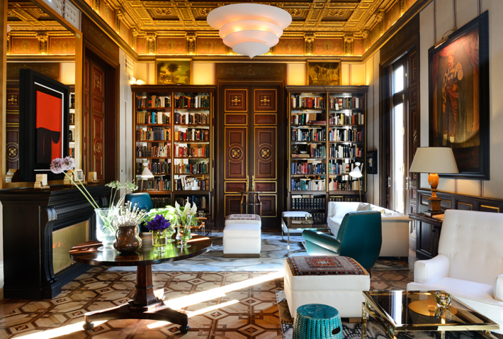 cotton house hotel luxury barcelona eclectic design