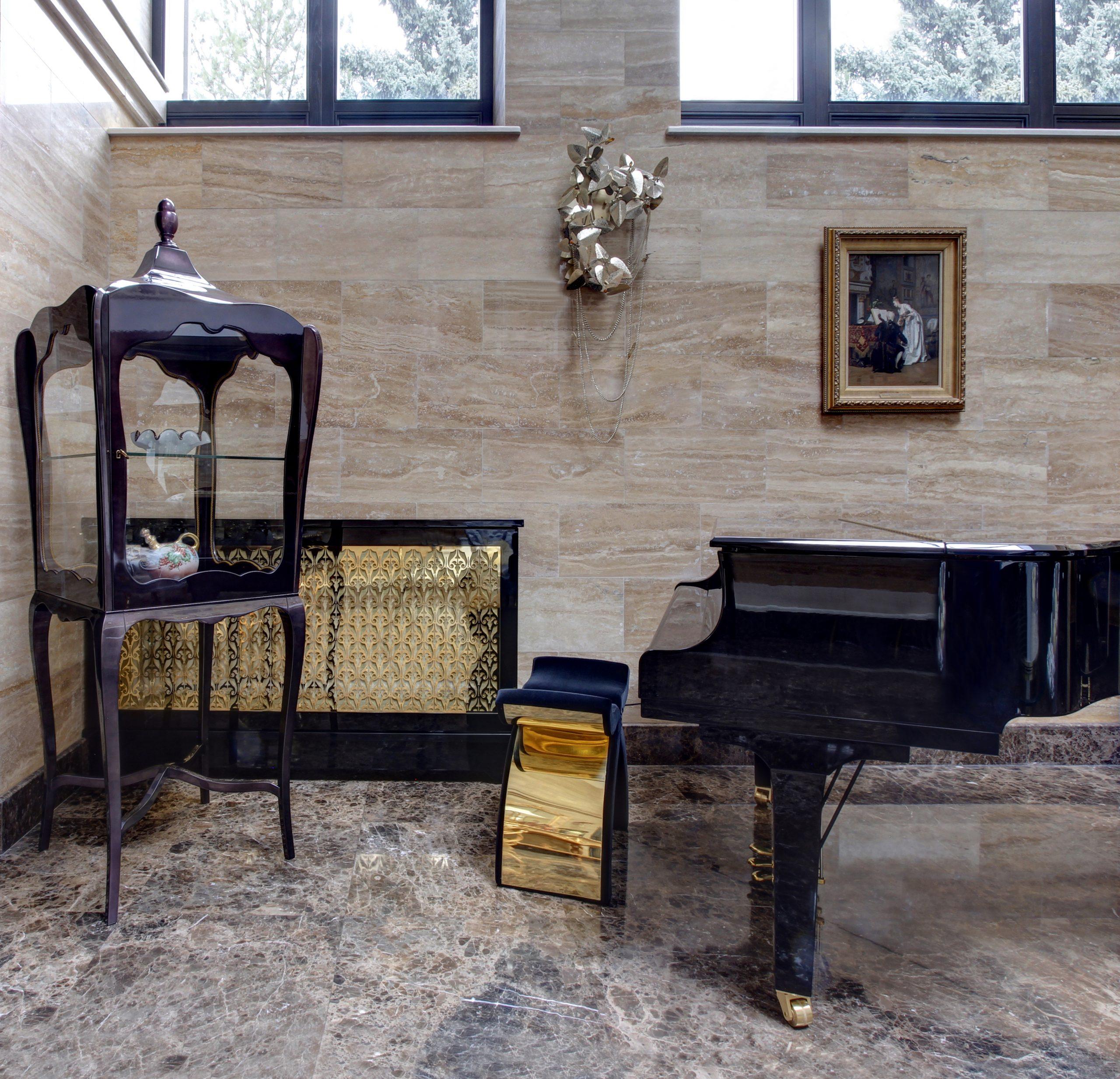 Svetlana Khristoforova KRAFT Living Room luxury country house design inspiration koket boca do lobo