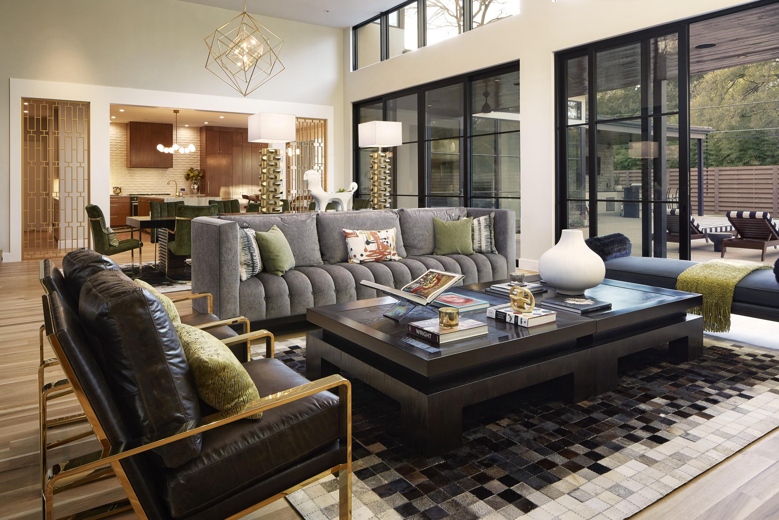 santa clara maestri dining room living room