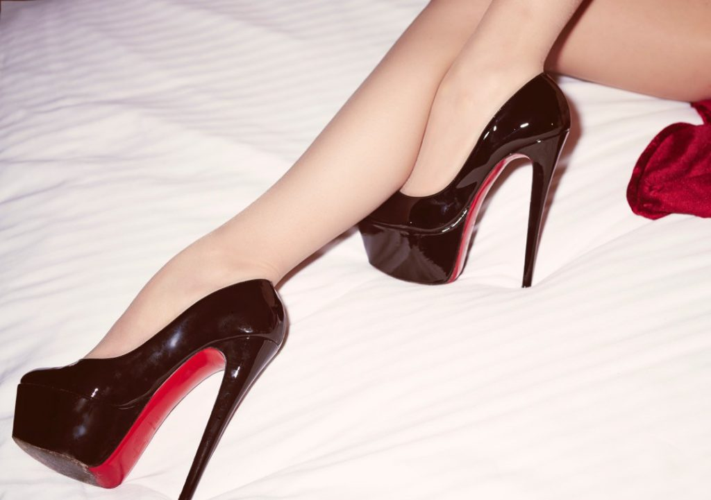 sexy valentine's day gifts christian louboutin heels