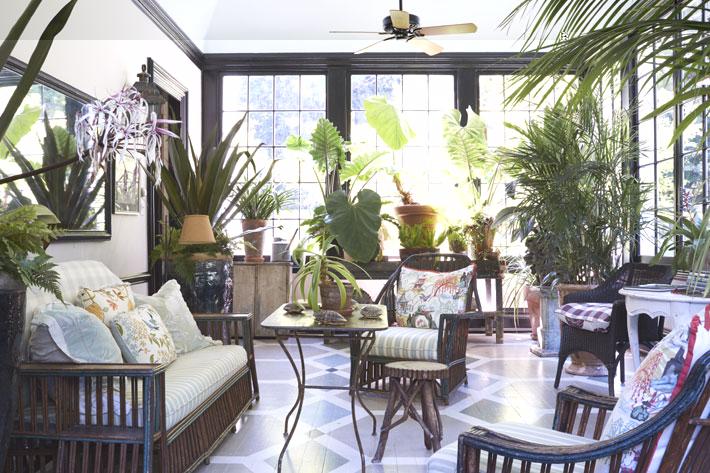 michael maher design luxury sunroom