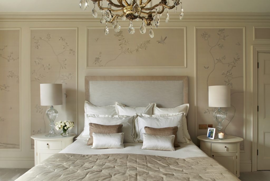 bedroom laura passey interiors victorian