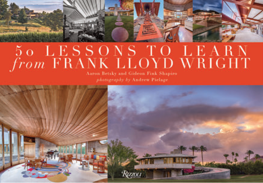 new architecture books 2021 rizzoli best of 50 Lessons to Learn from Frank Lloyd Wright