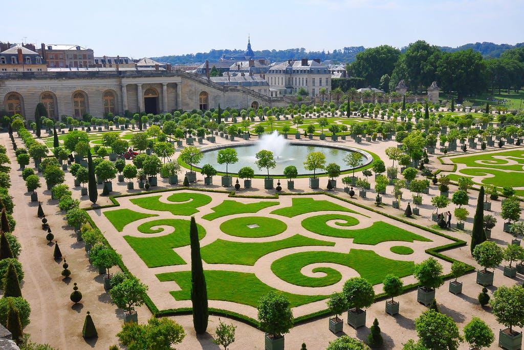 most beautiful hotels 2021 Airelles Château de Versailles, Le Grand Contrôl, Versailles, France