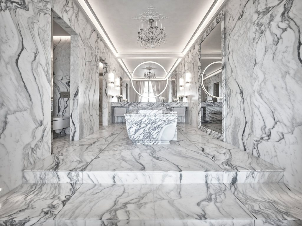 Andy Haslam Hotel de Crillon Design by Karl Lagerfeld