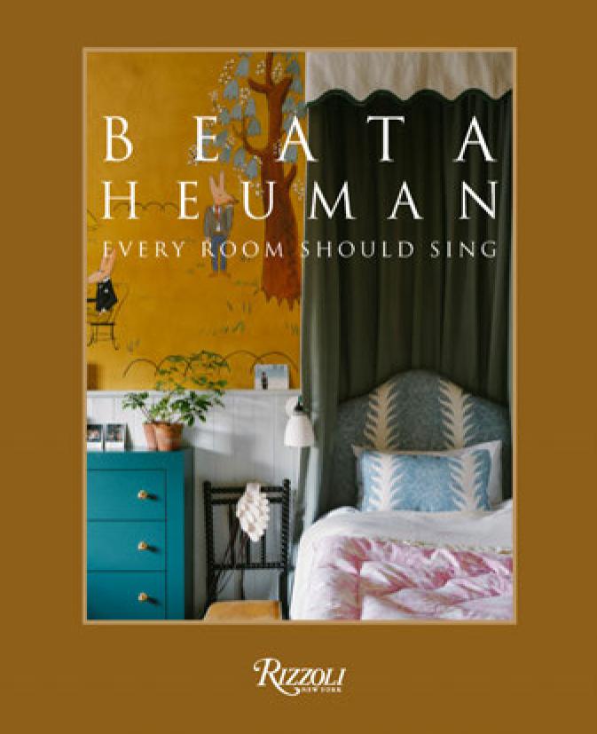 Beata Heuman scandinavian interior design books