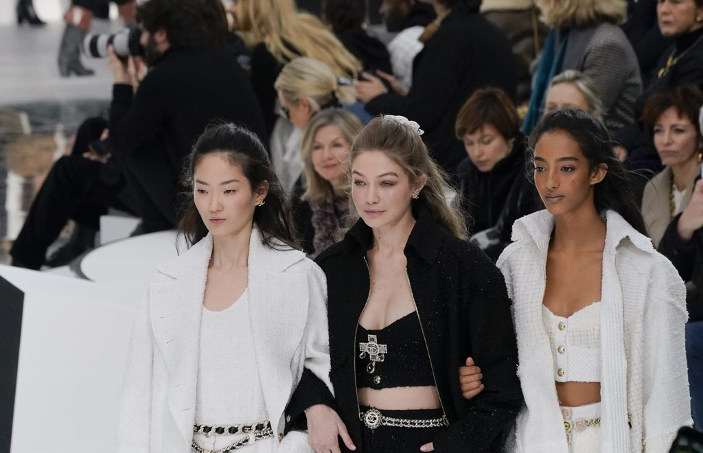 FW21 Chanel Runway - Paris Fashion Week Womenswear Fall/Winter 2020/2021