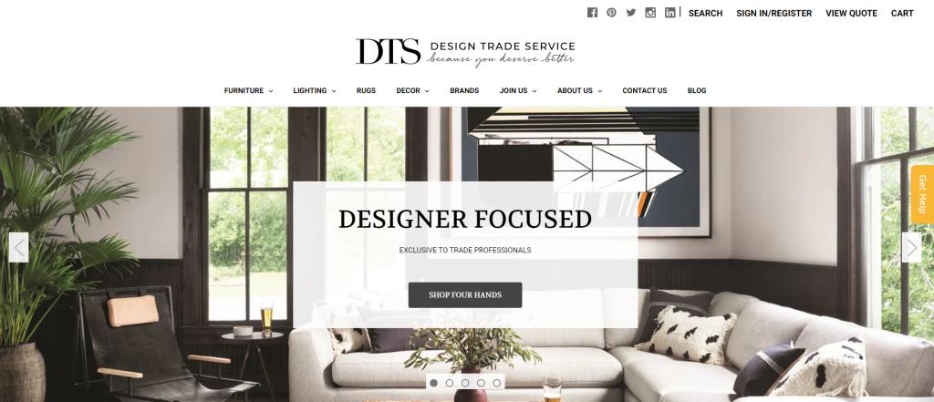 top interior design resources design trade service