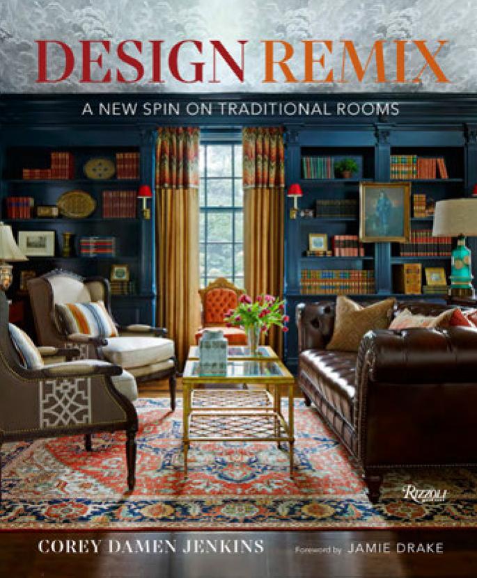 new interior design books 2021 Design Remix Corey Damen Jenkins
