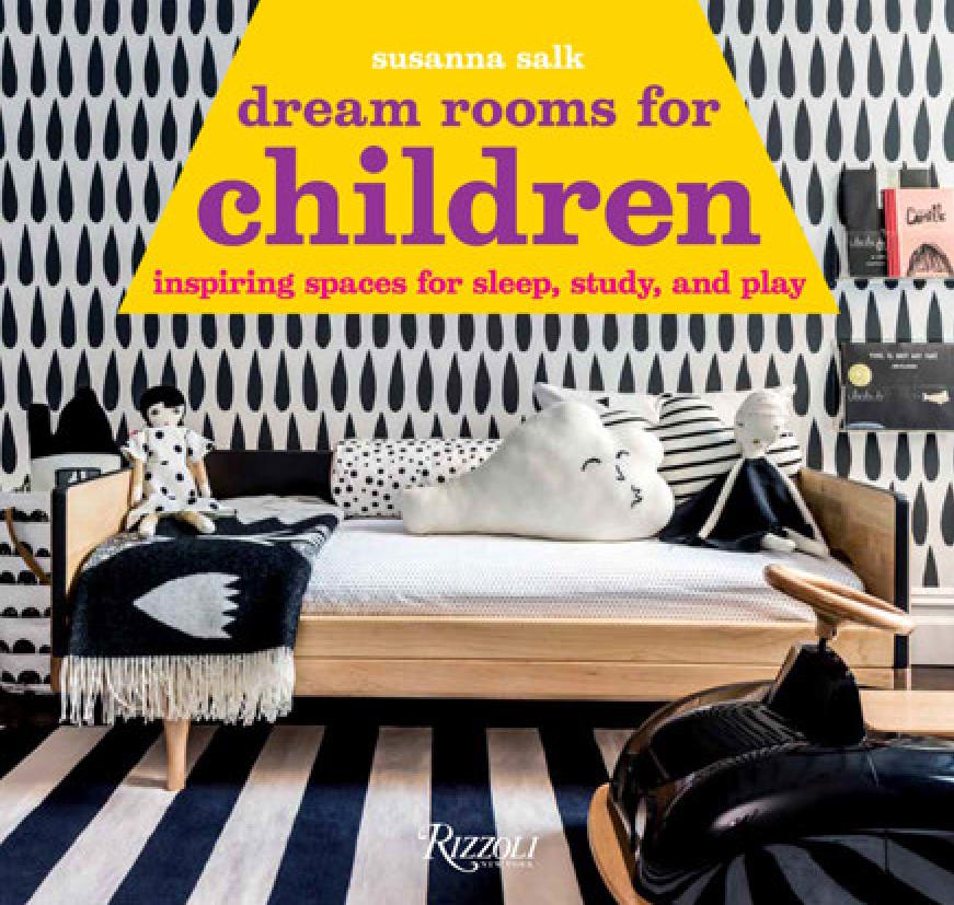 new interior design inspiration books 2021Dream Rooms for Children