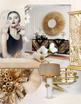 koket feminine decor and design vibes