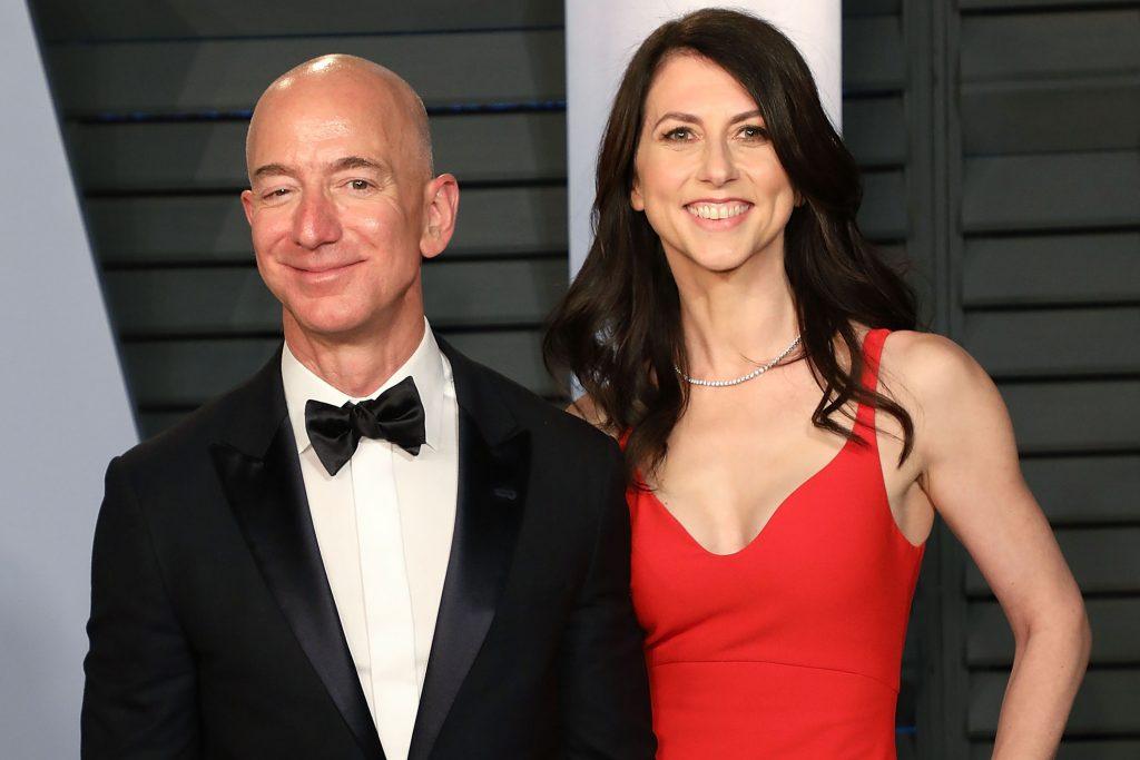 Mackenzie Scott 2018 Vanity Fair Oscar Party Hosted By Radhika Jones - Arrivals