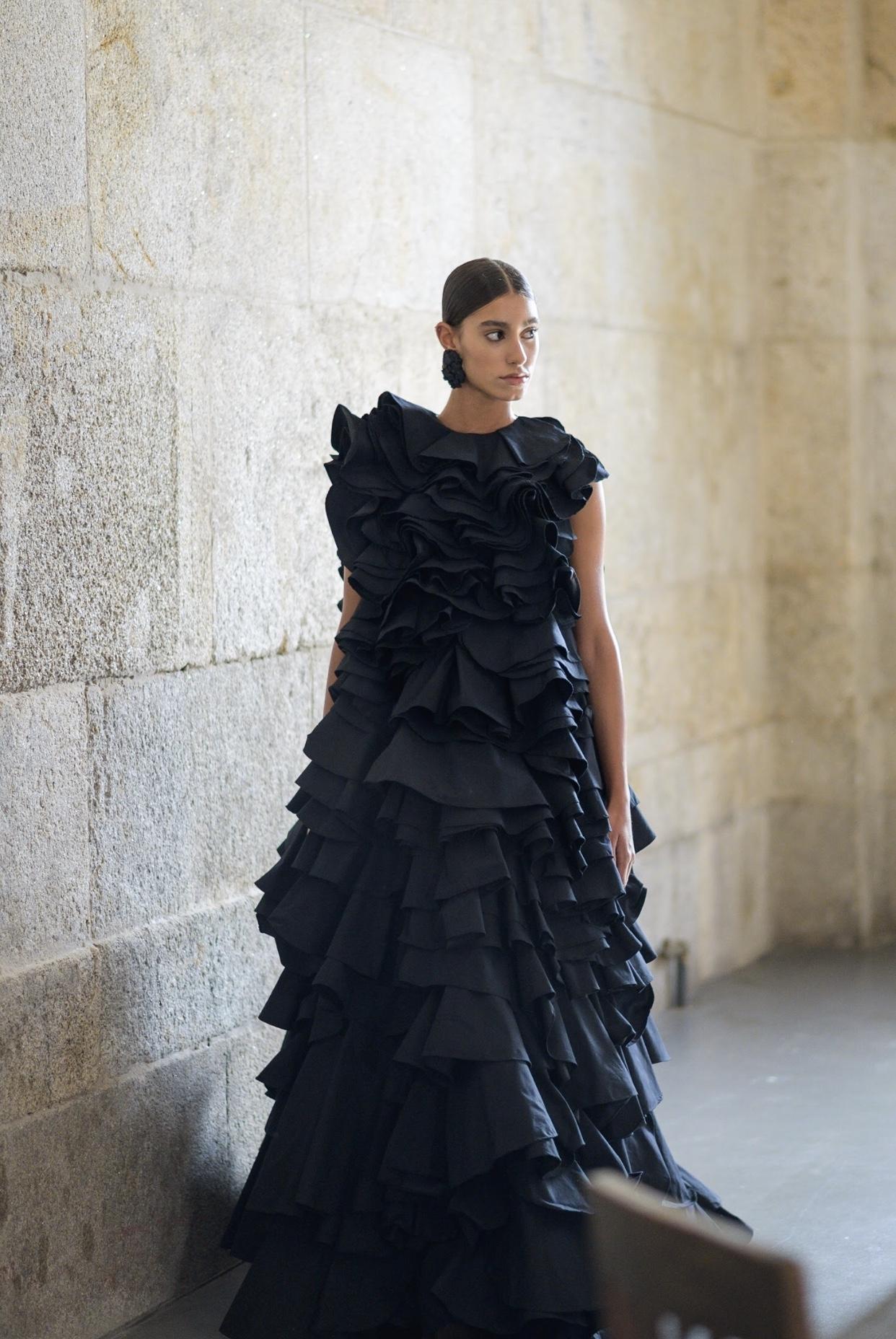Luís Alejandro González Bisanti new young emerging fashion designers portugal
