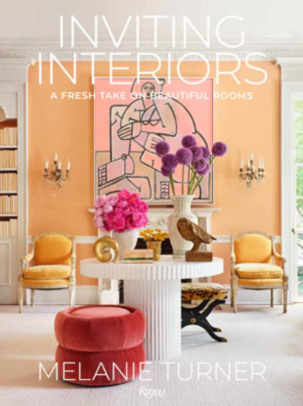new interior design books spring 2021 Inviting Interiors Melanie Turner