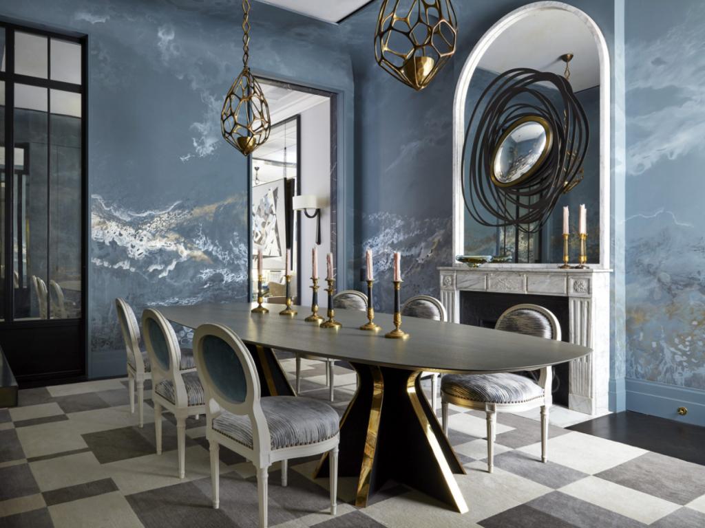 Interior by Jean-Louis Deniot. Photo by Jonny Valiant.
