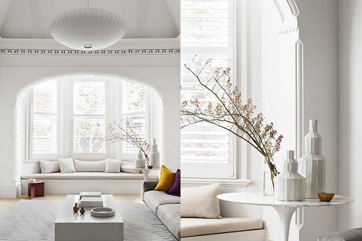 white living room photos by martina gemmola