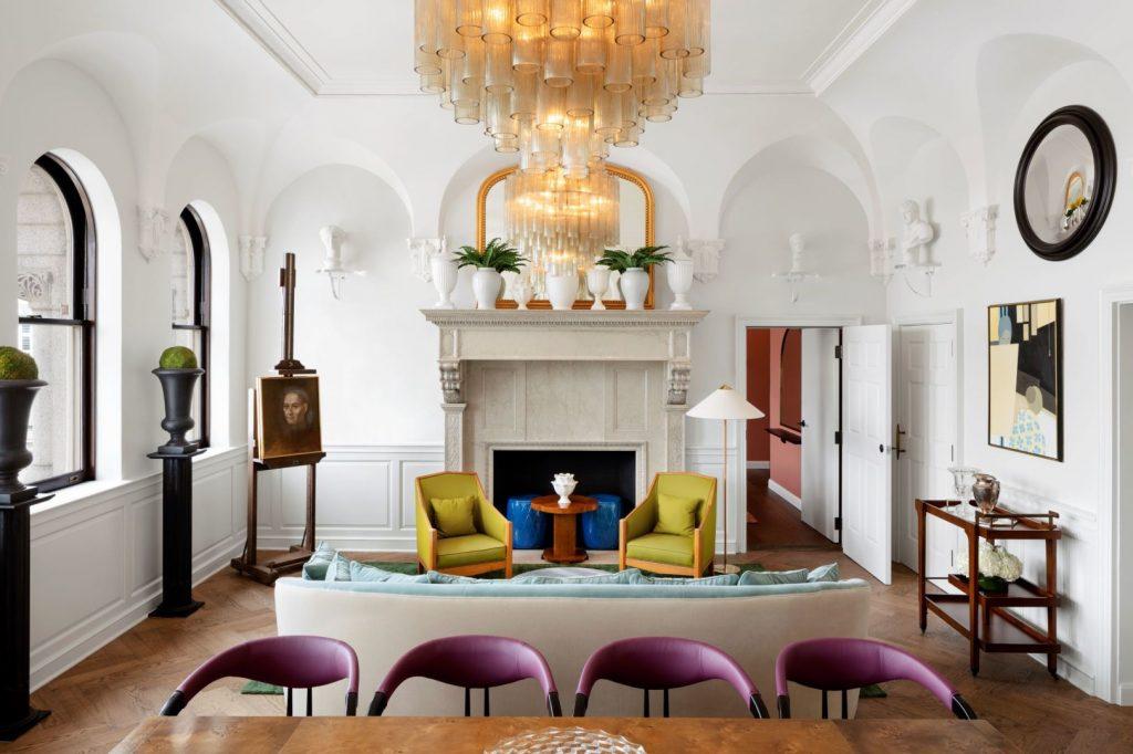 Riggs Washington DC most beautiful hotels