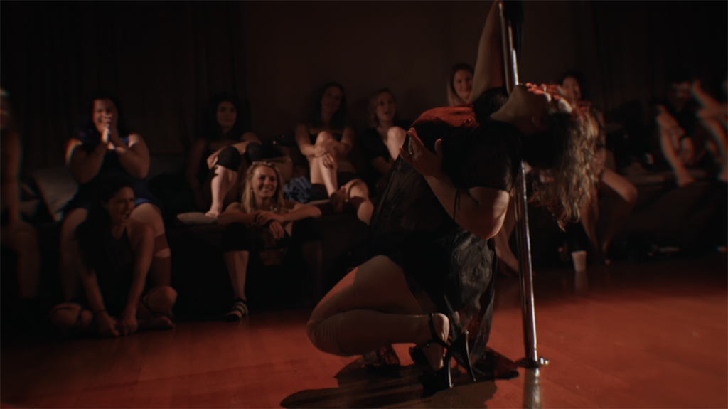 Scene from Strip Down, Rise Up s factor sheila kelley