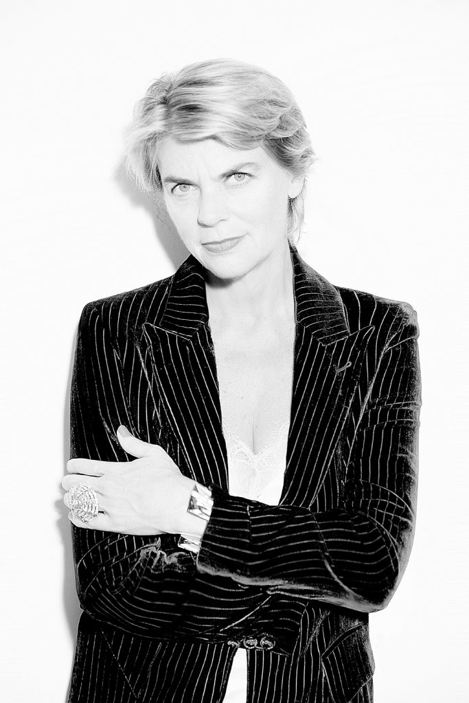 most powerful women in design Sybille de Margerie (Photo by Ali Mahdavi)