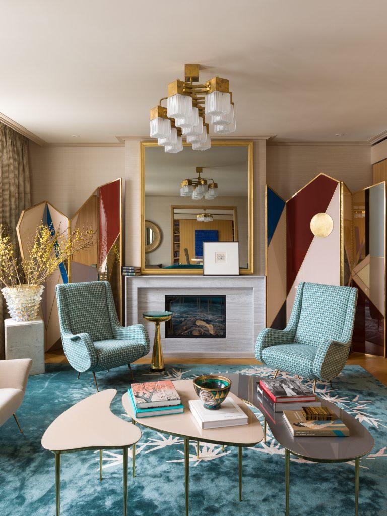 art decor living room design Photo by Stephan Julliard