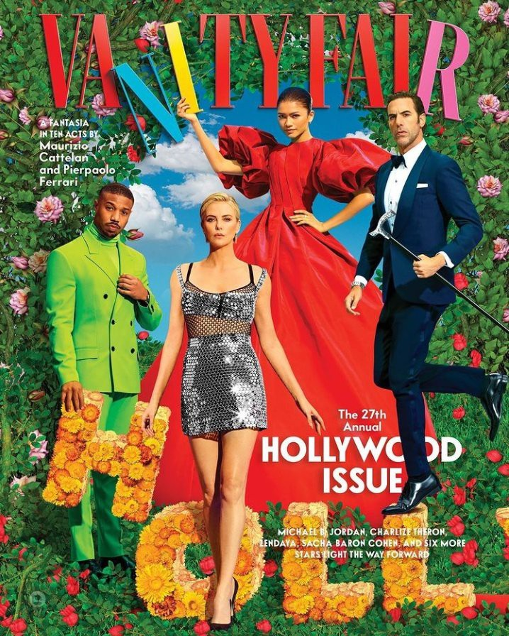 Vanity Fair April 2021 The 27th Hollywood Issue
