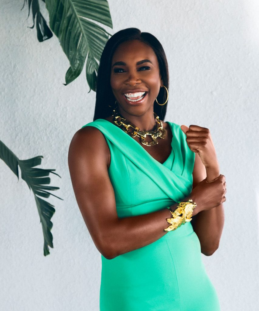 most powerful women in design Venus Williams Headshot Vstarr Interiors