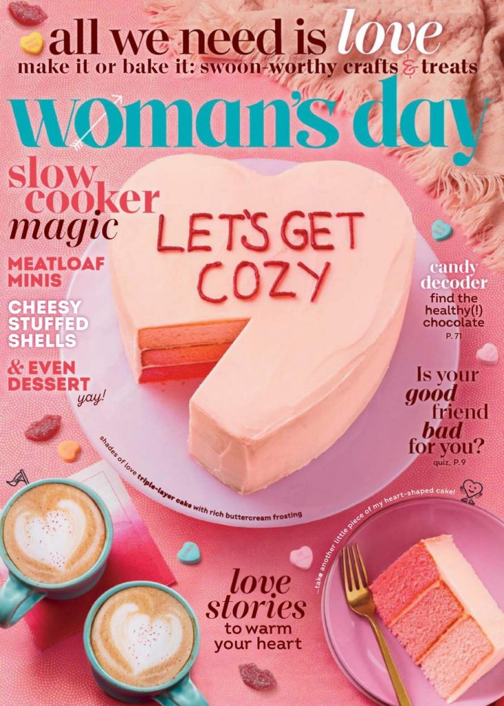Women's Day Magazine Love