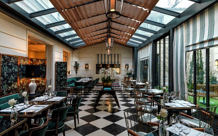 J.K. Paris, France luxury hotels most beautiful