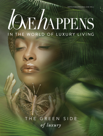 luxury magazines for women about love happens magazine vol 4 cover print edition luxury green living