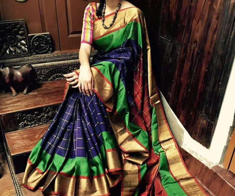 woman wearing a saree women empowerment in india