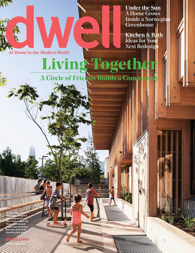 dwell magazine cover 2021 top shelter magazines