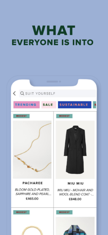 sept app personal shopper online
