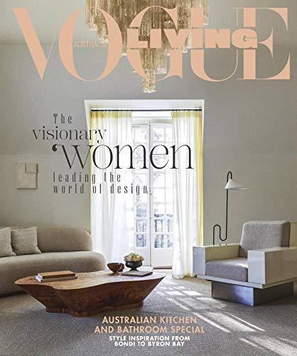 vogue living australia cover 2021