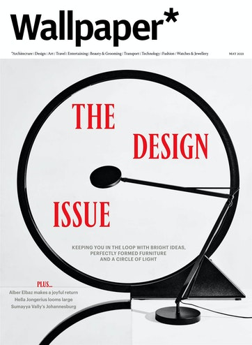 wallpaper magazine may 2021 cover best interior design and home decor magazines