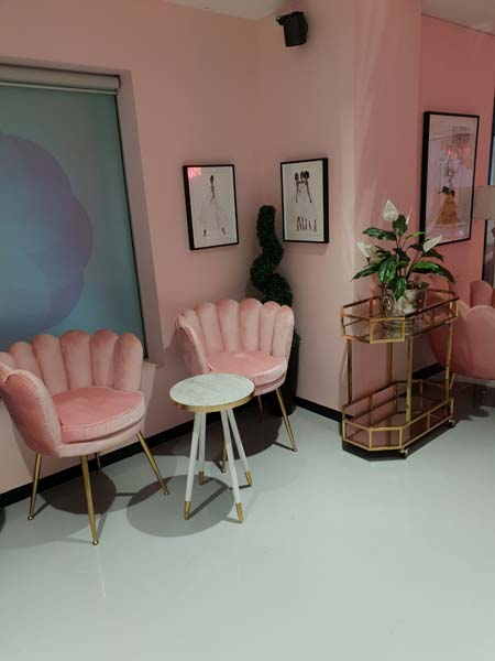 pink chair no. 1 fertility cocolea furniture australia luxury
