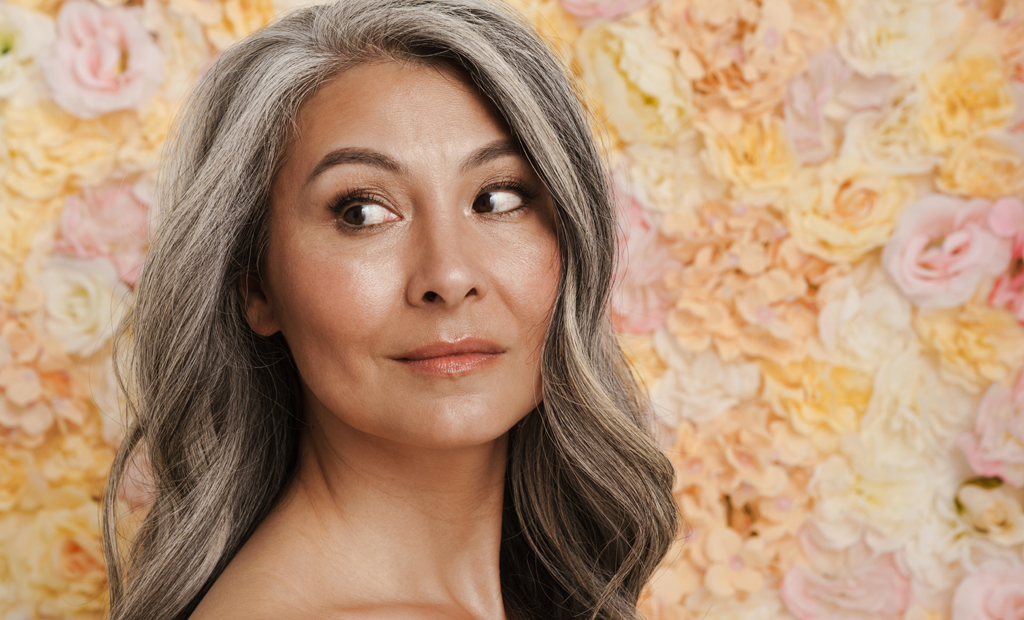 Hair Care tips while aging with grace