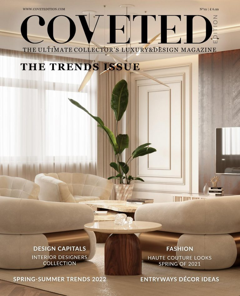 coveted edition magazine 19th issue