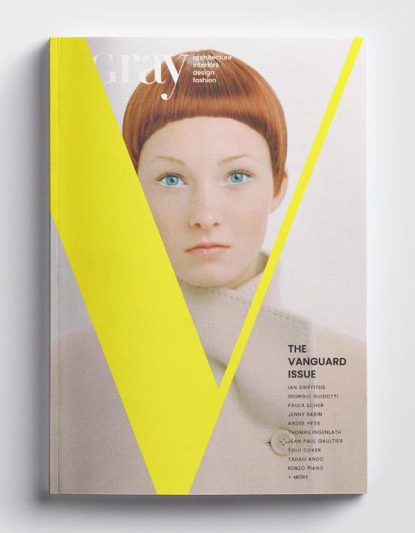 gray mag best interior design and decor magazines vanguard issue no 51 cover