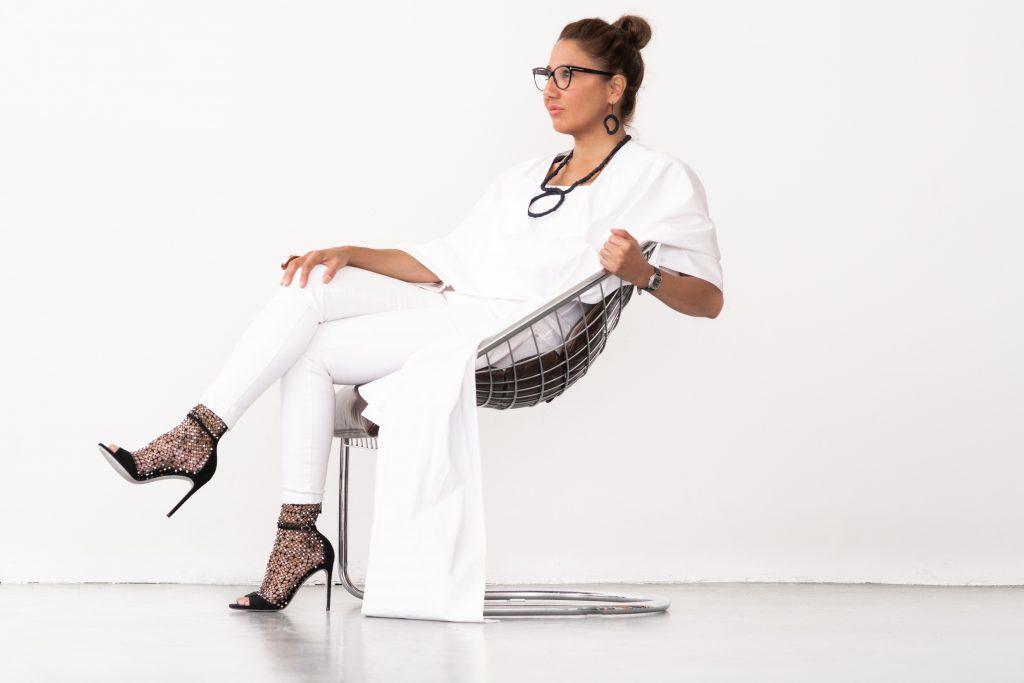 Hilda Mohseni, Founder, Principal and Creative Director of ONE X ONE DESIGN