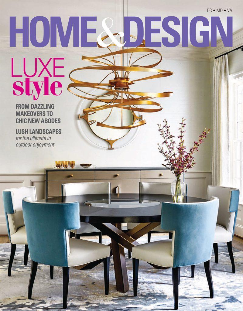 home&design best interior design magazines usa washington dc virginia maryland