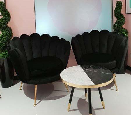 bespoke black chair no 1 fertility