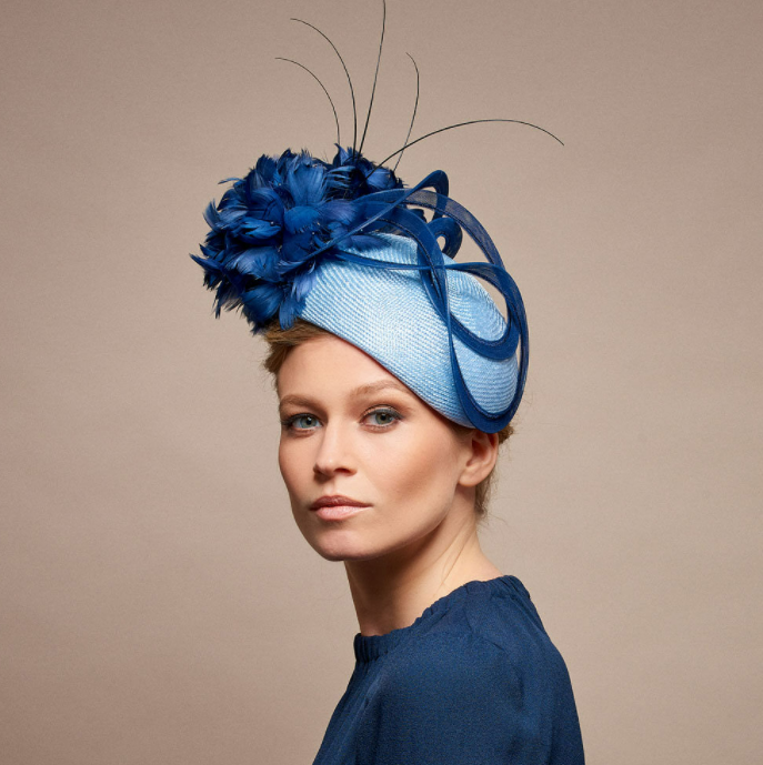 Twist by Rosie Olivia summer hat - royal family